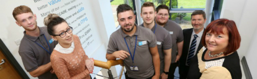 My apprenticeship experience: ITPS