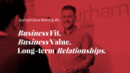 Business fit business value