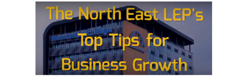 Top tips for business growth