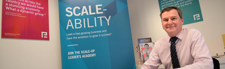Unlocking the North East's Scale-up Potential