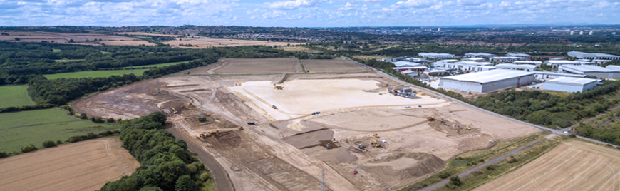 Milestone reached at prime North East development site