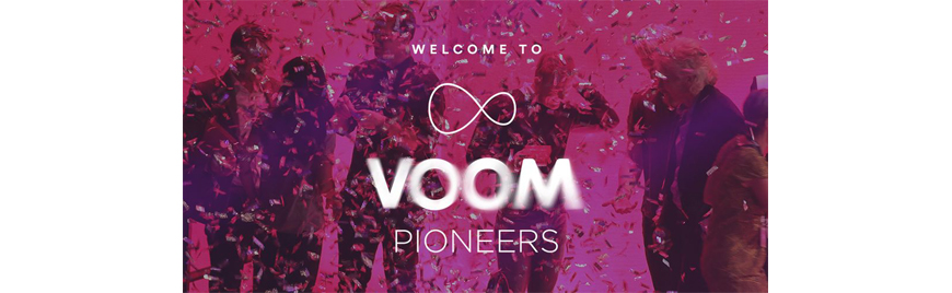 Voom Pioneers, from Virgin Business