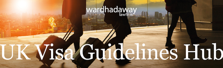 UK Visa Guidelines Hub from Ward Hadaway