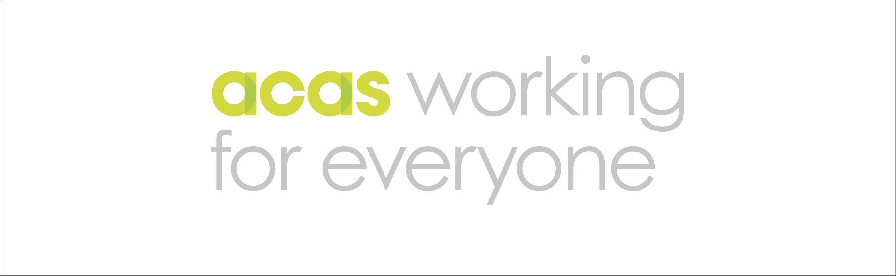 Acas advice A-Z