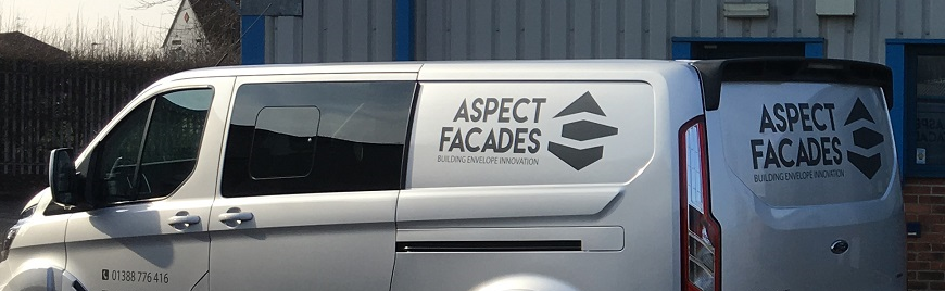 Aspect Facades gets connected