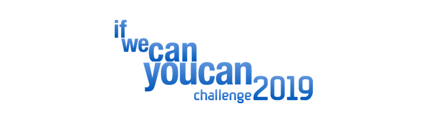 If We Can You Can Challenge 2019